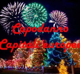 Festeggia il Capodanno nelle Capitali europpe