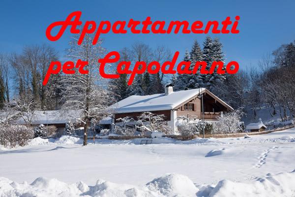 Appartamenti Capodanno