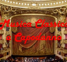 Capodanno ai concerti di musica classica