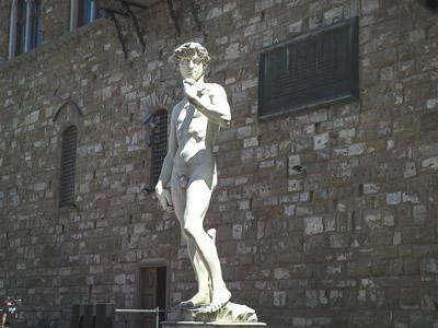 statua david