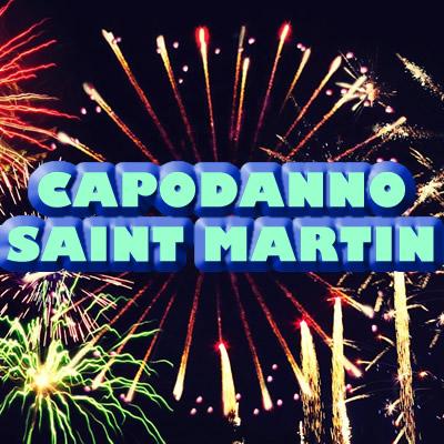Capodanno a Saint Martin