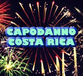 Capodanno in Costa Rica il paese più felice del mondo