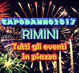 capodanno di Rimini 2017