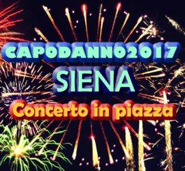 Capodanno 2017 a Siena in Piazza del Campo