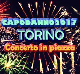 Capodanno Torino 2017
