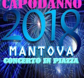 Concerto in Piazza per il Capodanno 2018 a Mantova