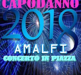 Capodanno Amalfi 2018 con Arisa