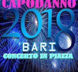 Capodanno Bari 2018 con Marco Mengoni