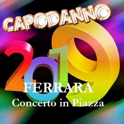 Programam del Capodanno 2019 a Ferrara
